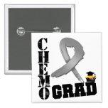Graduado de Chemo del cáncer de cerebro Pins