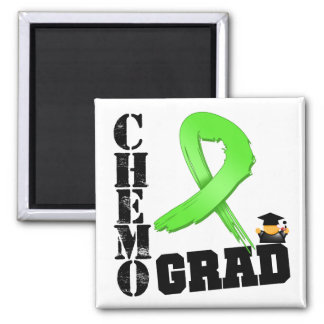 Graduado de Chemo del linfoma Imán Cuadrado