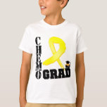 Graduado de Chemo del sarcoma Playera