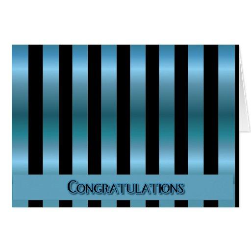 Graduado de la enhorabuena con honores felicitación