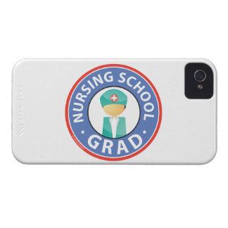 Graduado de la escuela de enfermería iPhone 4 Case-Mate fundas