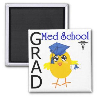 Graduado de la escuela del MED Imán Cuadrado