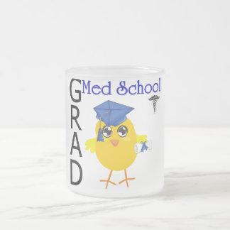 Graduado de la escuela del MED Taza De Cristal