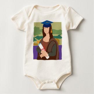 Graduado de Mona Lisa Enterito