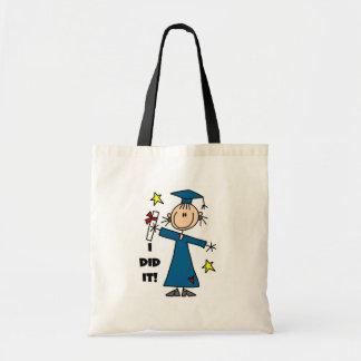 Graduado del chica bolsas