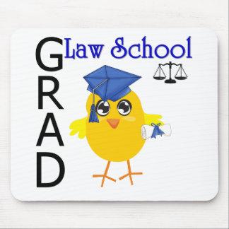 Graduado del colegio de abogados tapetes de ratones