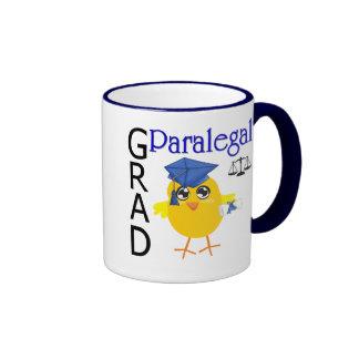 Graduado del Paralegal Taza De Café