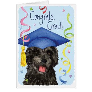 Graduado del PWD Tarjeta De Felicitación