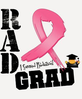 Graduado del RAD de la radioterapia del cáncer de Camisas