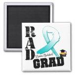 Graduado del RAD de la radioterapia del cáncer de  Imanes De Nevera