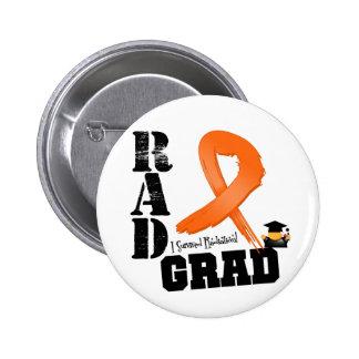 Graduado del RAD de la radioterapia del cáncer del Pins