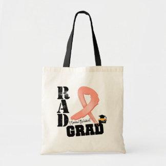 Graduado del RAD de la radioterapia del cáncer end Bolsa Tela Barata