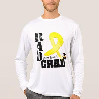 Graduado del RAD de la radioterapia del cáncer Camiseta