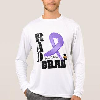 Graduado del RAD de la radioterapia del linfoma de Playeras