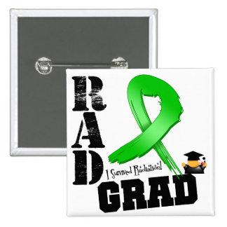 Graduado del RAD del cáncer del riñón (cinta Pin Cuadrado