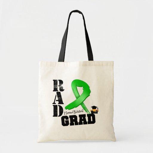 Graduado del RAD del cáncer del riñón (cinta verde Bolsas