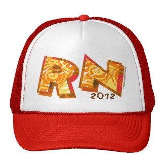 Graduado del RN 2012 Gorras De Camionero