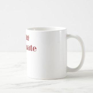 Graduado del Swag Tazas De Café