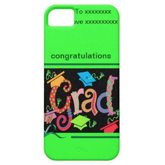 Graduado - iPhone 5 fundas