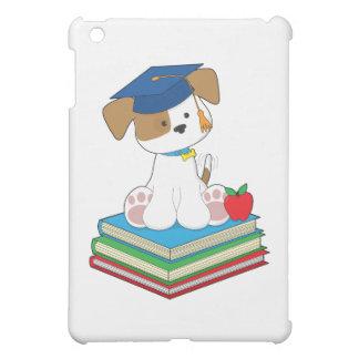 Graduado lindo del perrito