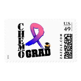 Graduado masculino de Chemo del cáncer de pecho Franqueo