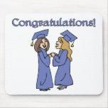 ¡Graduados de la enhorabuena! Alfombrillas De Raton