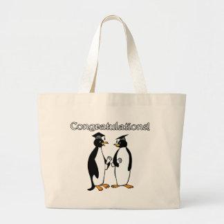 Graduados del pingüino bolsas
