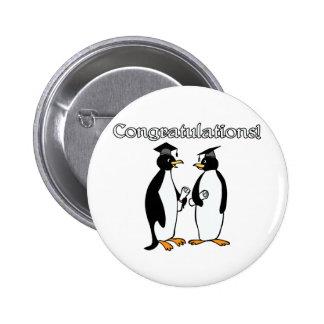 Graduados del pingüino pin