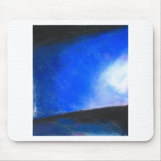 Gradual Blue ( earth symbolism painting ) Mouse Pad