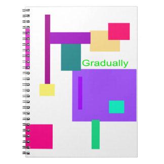 Gradualmente Cuaderno
