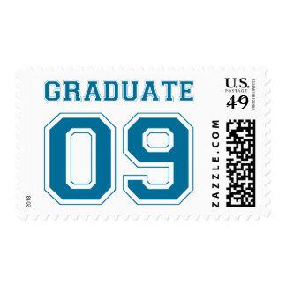 Graduate 2009 - Blue Stamp