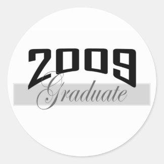 Graduate 2009 sticker