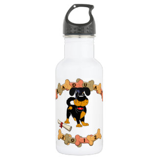 Graduate 2012 18oz water bottle