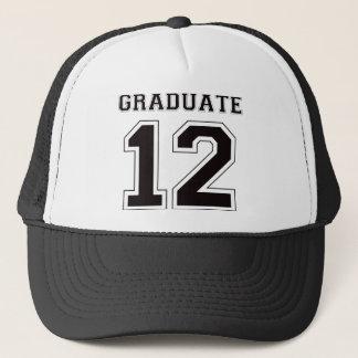 Graduate 2012 - Black Trucker Hat
