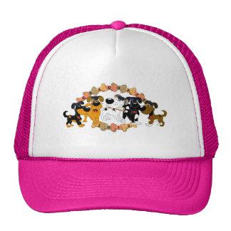 Graduate 2012 trucker hats