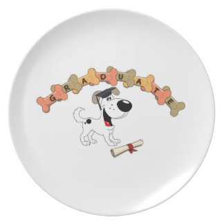 Graduate 2012 party plates