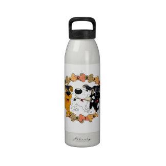 Graduate 2012 reusable water bottles