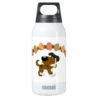 Graduate 2012 SIGG thermo 0.3L insulated bottle