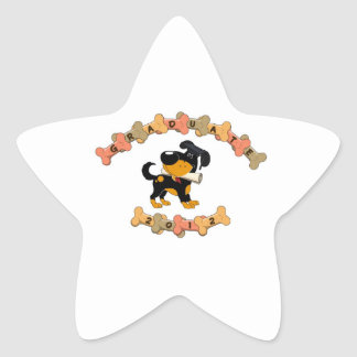 Graduate 2012 star sticker