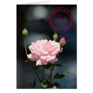 GRADUATE 2013 CARD
