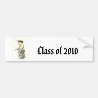 graduate 2 bumper sticker