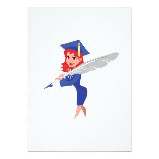 Graduate 5 card