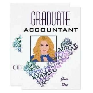 """Graduate Accountant"" Card"