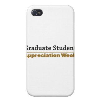 graduate appreciation week iPhone 4/4S cases
