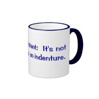 Graduate Assistant:  It's not just a job, it's ... Mug