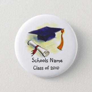 Graduate Buttons Template