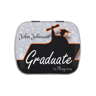 Graduate! Jelly Belly Tin