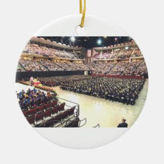 Graduate Ceramic Ornament