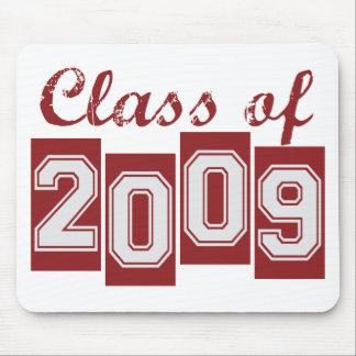 Graduate Class of 2009 Mouse Pad