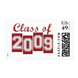 Graduate Class of 2009 Postage
